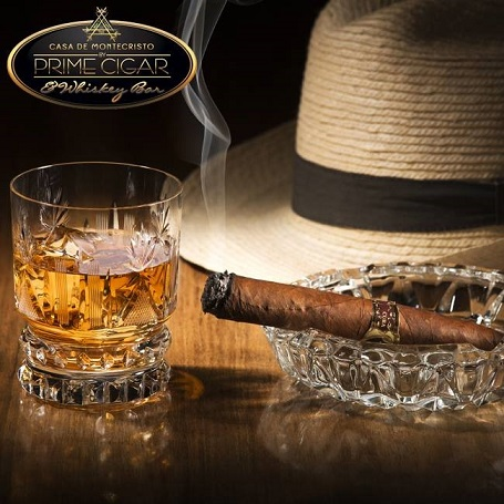 Cigar News: Casa De Montecristo by Prime Cigar & Whiskey Bar Announces Opening and Charity Program