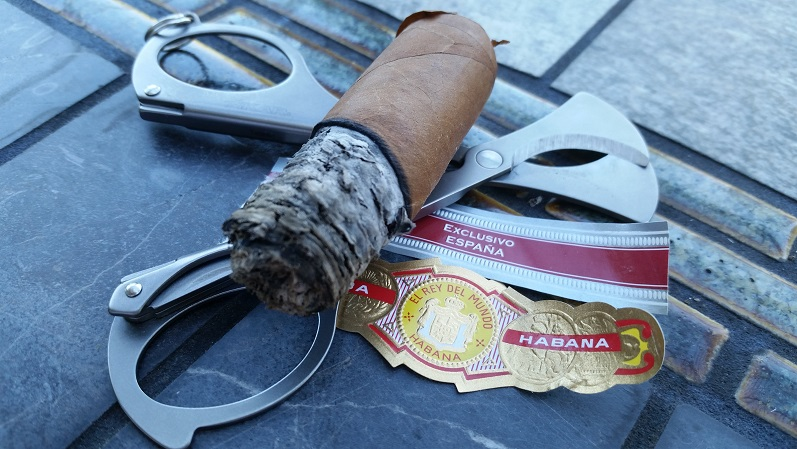 Personal Cigar Review: El Rey Del Mundo 2015 Edición Regional España