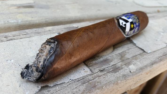 Team Cigar Review: Jordan Alexander III Corojo Double Toro