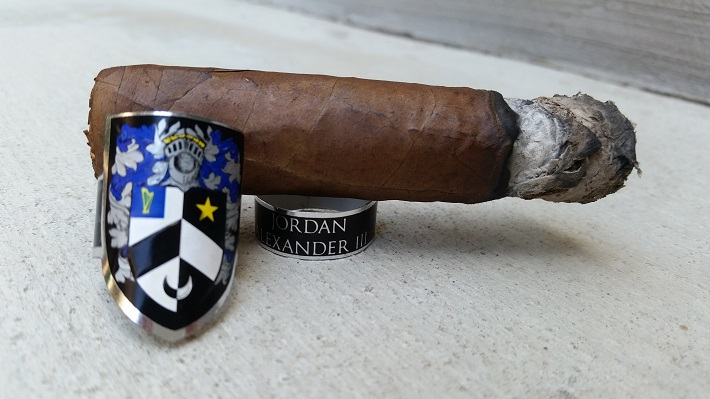 Team Cigar Review: Jordan Alexander III Corojo Double Toro