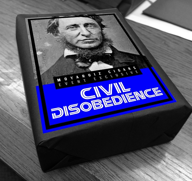 Cigar News: MoyaRuiz Announces Civil Disobedience Event Exclusive