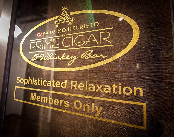 Cigar News: Casa De Montecristo by Prime Cigar & Whiskey Bar Opens