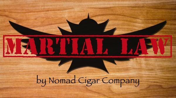 Cigar News: Nomad Declares Martial Law