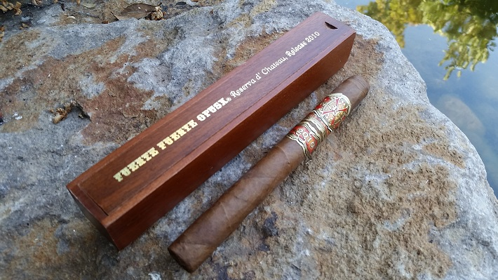 Personal Cigar Review: Fuente Fuente OpusX Reserva d'Chateau 2010