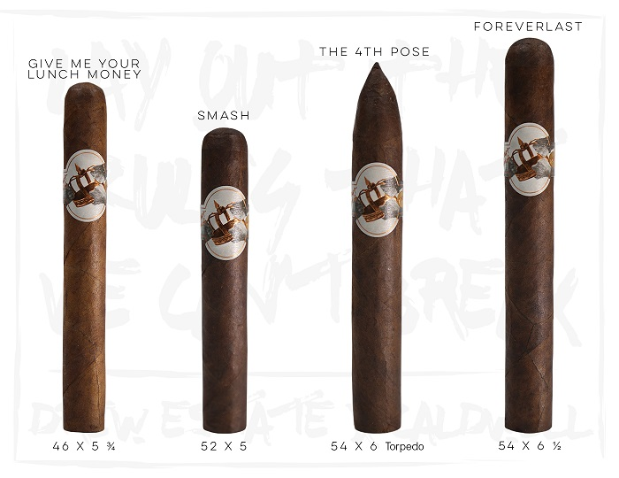 Cigar News: Caldwell and Drew Estate Release All Out Kings