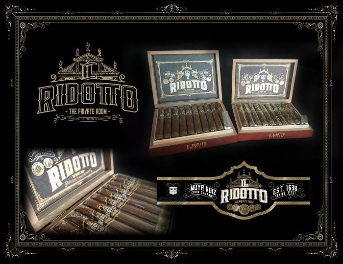 Cigar News: MoyaRuiz Announces Il Ridotto
