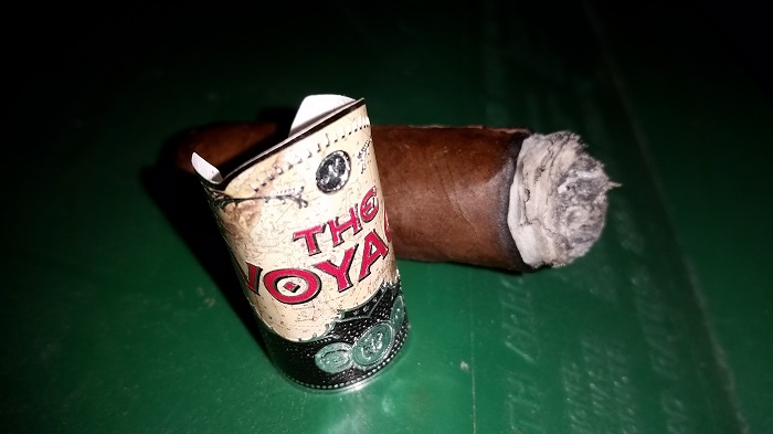 Team Cigar Review: Baracoa The Voyage Robusto