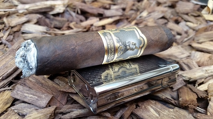 Team Cigar Review: Foundation Tabernacle Toro