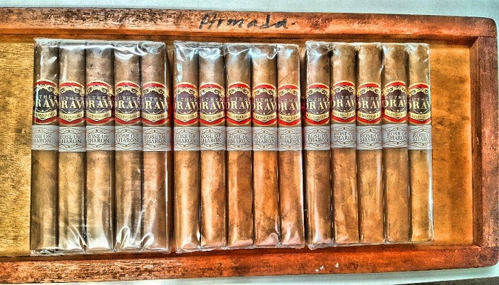 Cigar News: Southern Draw Releases Rose of Sharon and Jacobs Ladder