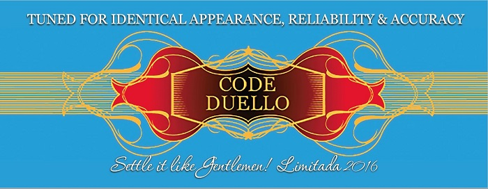 Cigar News: Southern Draw Cigars Announces Code Duello Limitada 2016