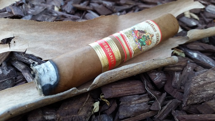 Team Cigar Review: AJ Fernandez Bellas Artes Short Churchill