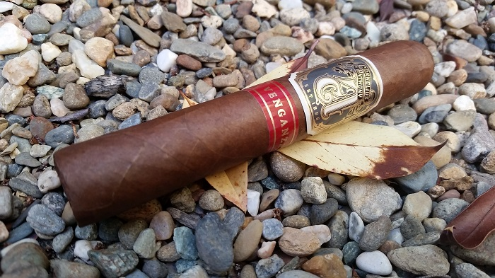 Team Cigar Review: Cornelius & Anthony Venganza Judge