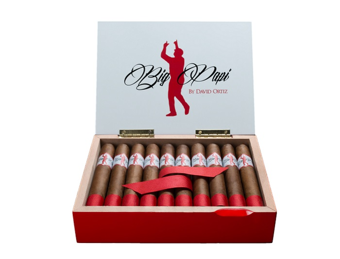 Cigar News: El Artista Ships Big Papi, Announces David Ortiz Will Appear at Events