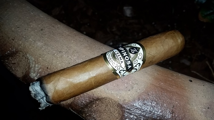 Team Cigar Review: Espinosa Crema No. 4
