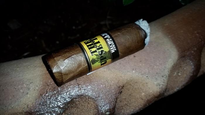Team Cigar Review: Foundation The Upsetters Django