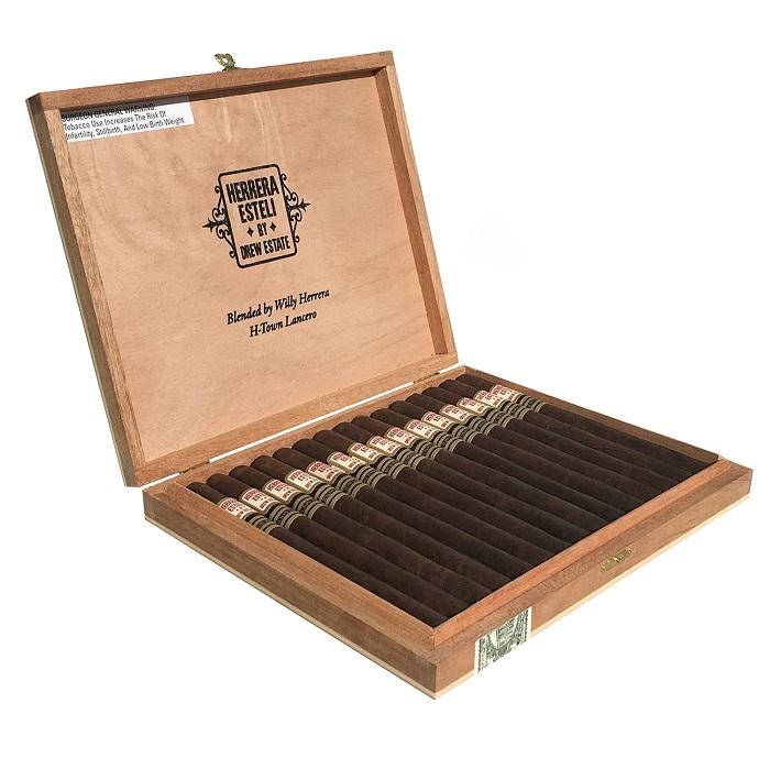 Cigar News: Drew Estate Announces Herrera Estelí Edicíon Limitada H-Town Lancero