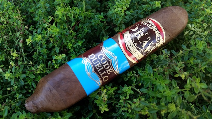 Team Cigar Review: Southern Draw Code Duello Limitada 2016 Firethorn