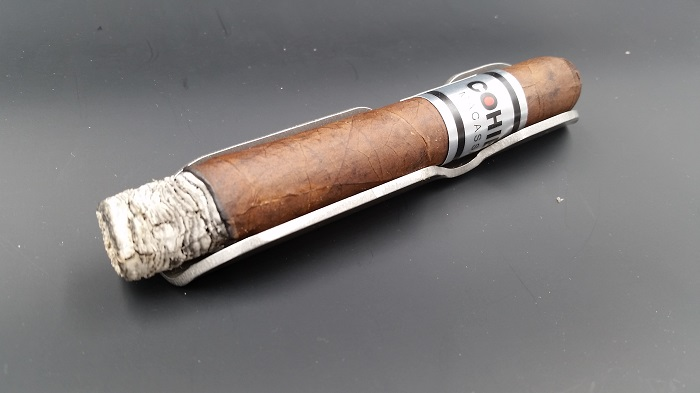 Team Cigar Review: Cohiba Macassar Toro Grande