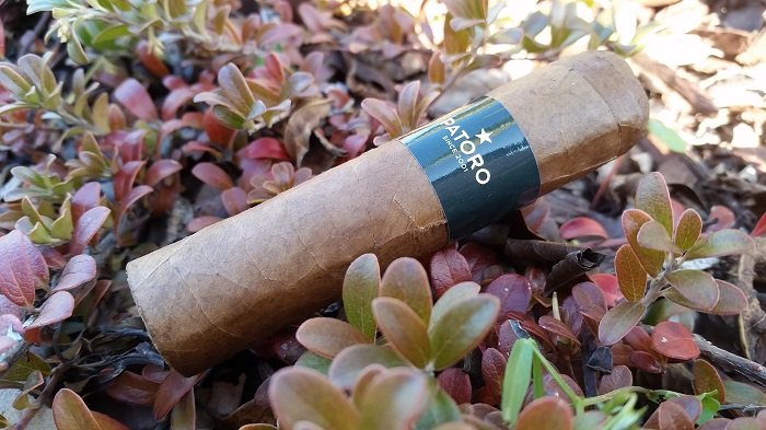 Team Cigar Review: Patoro Brasil Gordito