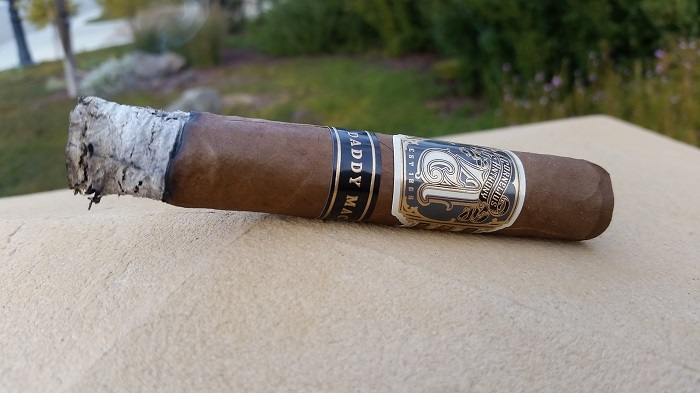 Team Cigar Review: Cornelius & Anthony Daddy Mac Robusto