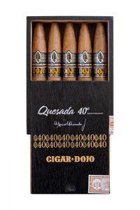 Cigar News: Cigar Dojo & Quesada Cigars Collaborate on Dojo de Luxe