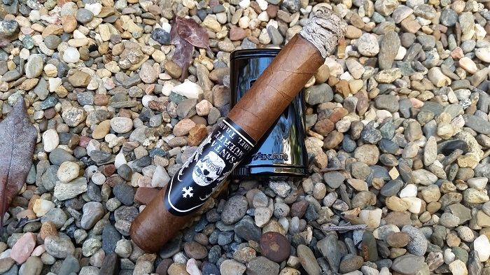 Team Cigar Review: Black Label Trading Company Santa Muerte Corona Gorda