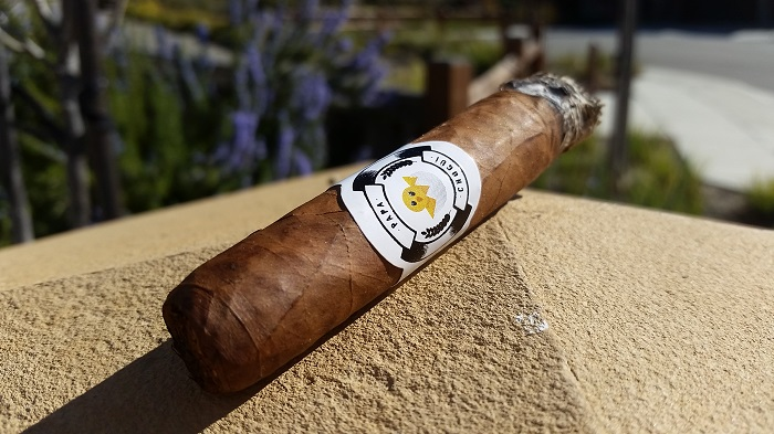 Team Cigar Review: Chogüí Papa Chogüí Corona Extra
