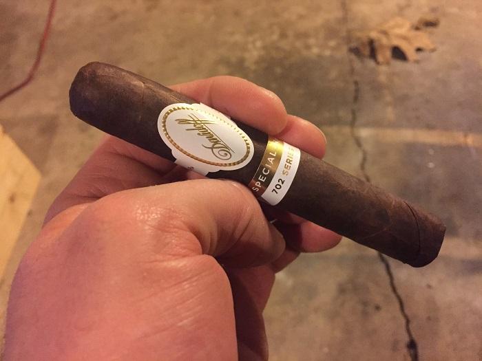 Personal Cigar Review: Davidoff 702 Series Aniversario Special R
