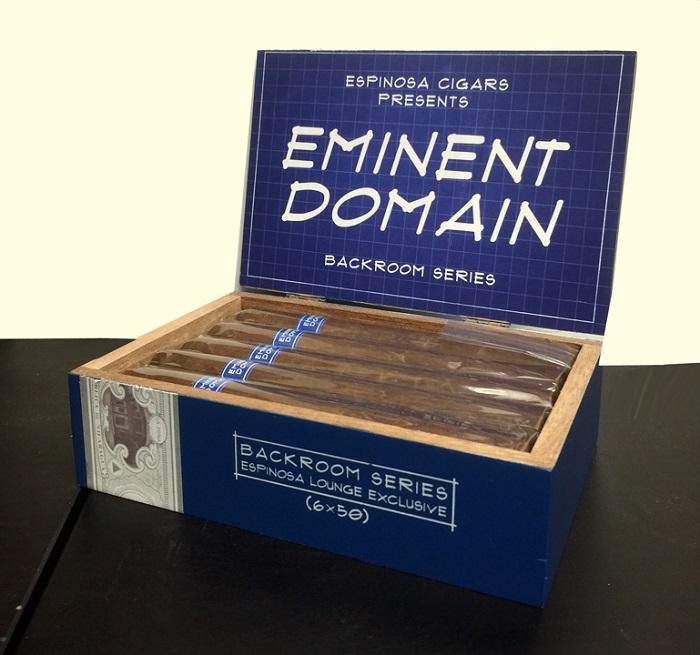Cigar News: Espinosa Cigars Announces Eminent Domain