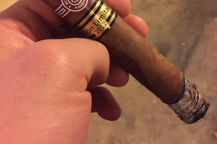 Team Cigar Review: Montecristo 520 Edición Limitada 2012