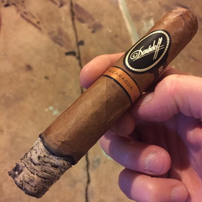 Personal Cigar Review: Davidoff Nicaragua 6x60 - Developing