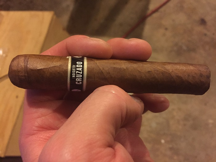 Personal Cigar Review: Illusione Cruzado Short Robusto