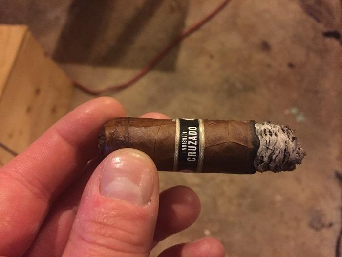 Personal Cigar Review: Illusione Cruzado Short Robusto