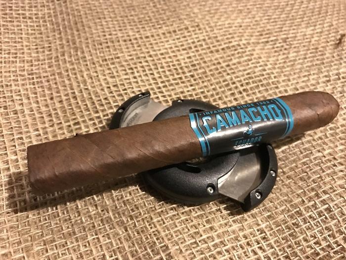 Personal Cigar Review: Camacho Ecuador BXP Toro