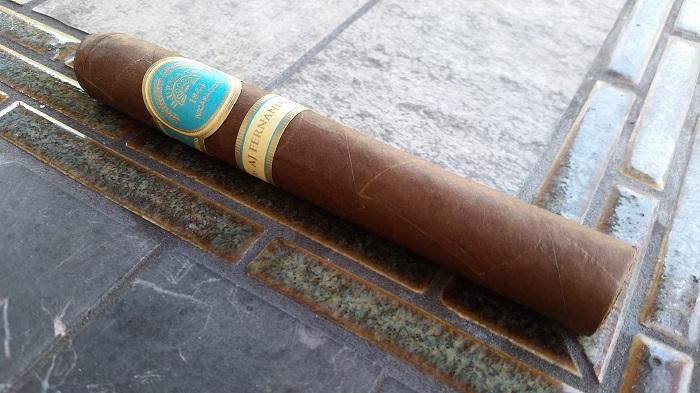Team Cigar Review: H. Upmann by AJ Fernandez Toro