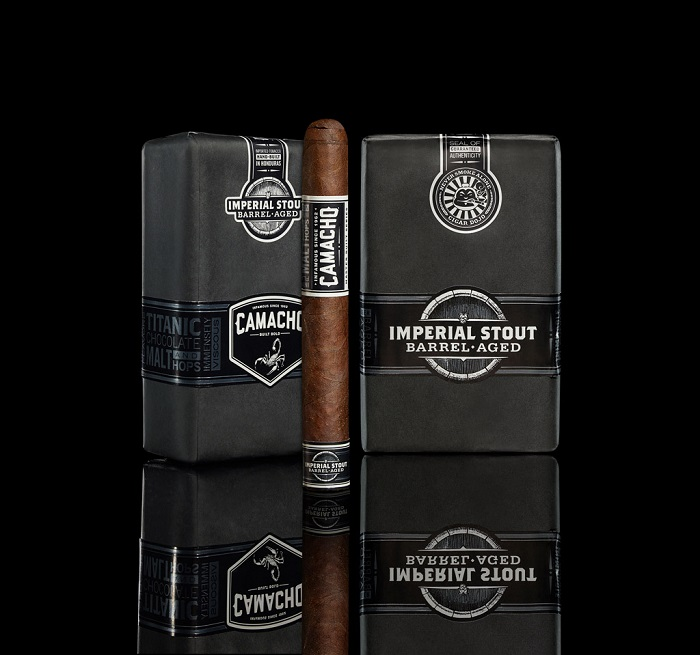 Cigar News: Camacho and Cigar Dojo Collaborate on Imperial Stout Barrel-Aged