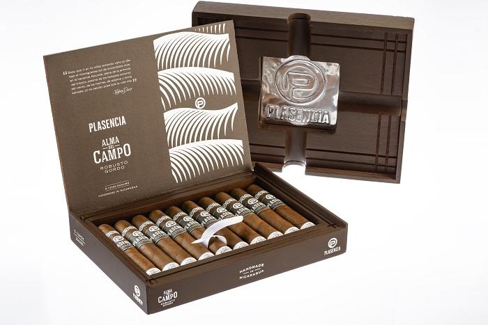 Cigar News: Plasencia Announces Alma del Campo