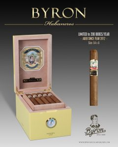 Cigar News: Selected Tobacco Launches New Atabey and Byron Sizes
