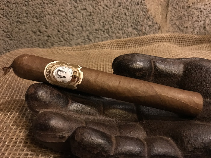 Personal Cigar Review: La Palina Goldie Toro