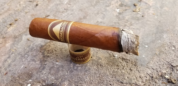 Team Cigar Review: Mombacho 10th Anniversary Magnifico