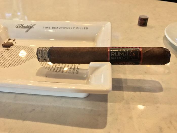Team Cigar Review: Camacho Nicaraguan Barrel Aged Toro