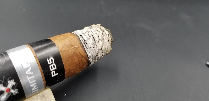 Team Cigar Review: Crux Limitada PB5