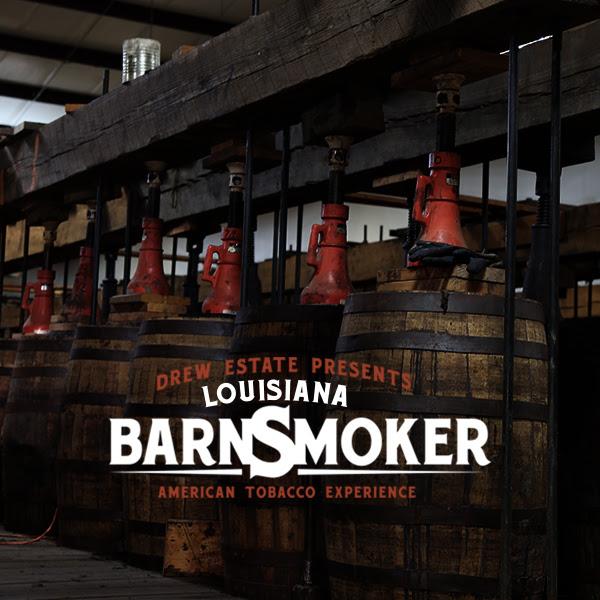 Cigar News: Drew Estate Announces Louisiana Barn Smoker