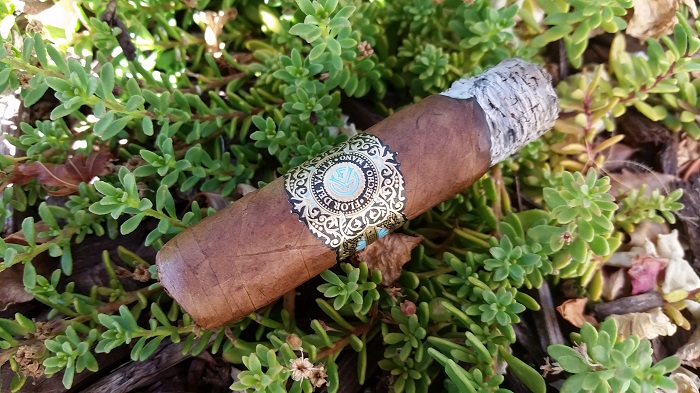 Team Cigar Review: Warped Flor del Valle Sky Flower 2017