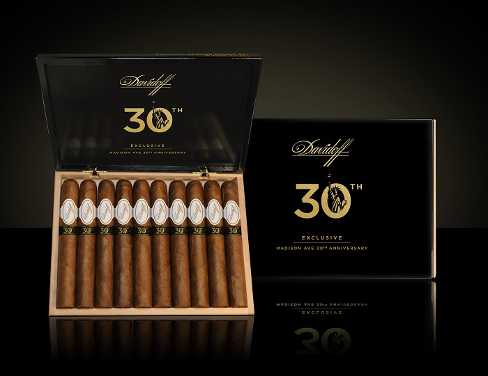 Cigar News: Davidoff Launches Madison Avenue 30th Anniversary