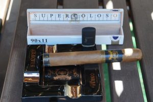Cigar Contest: Exactus Super Coloso, Exactus Ashtray and Lighter