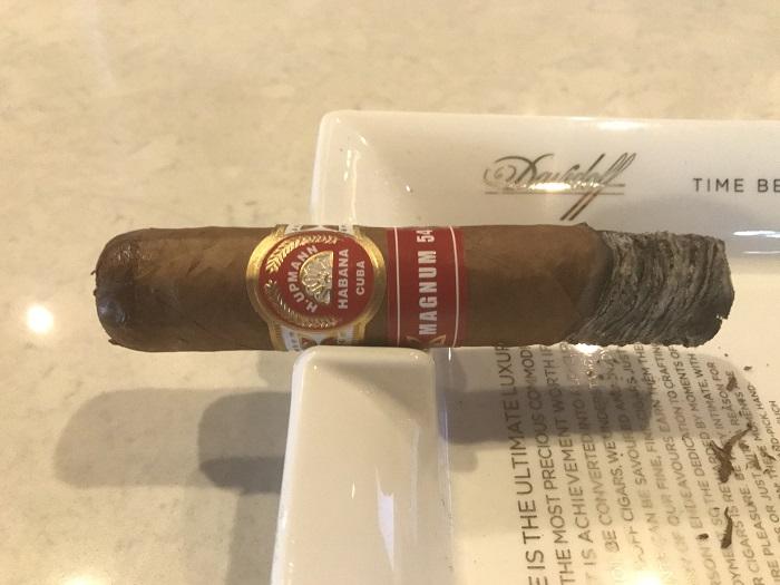 Team Cigar Review: H. Upmann Magnum 54