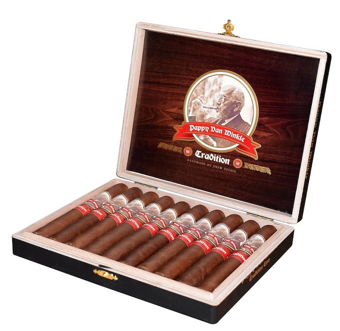 Cigar News: Drew Estate Releases Pappy Van Winkle Tradition