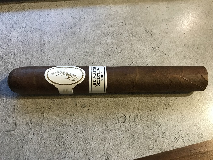 Team Cigar Review: Davidoff The Master Selection 2008