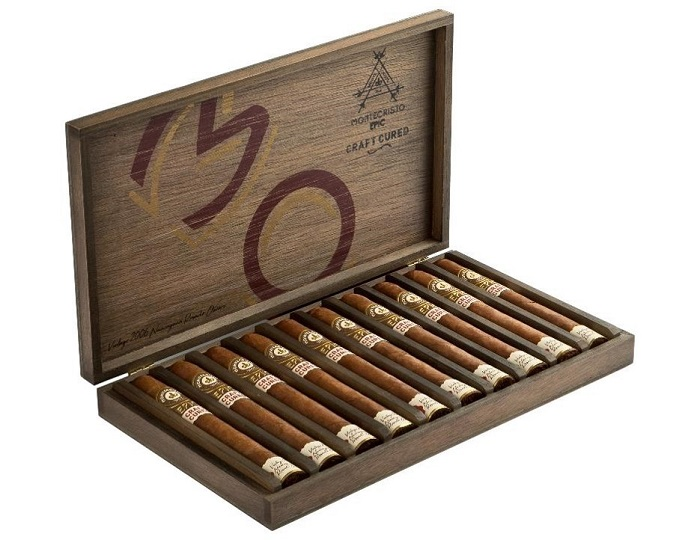 Cigar News: Altadis U.S.A. Expands Distribution of Montecristo Epic Craft Cured
